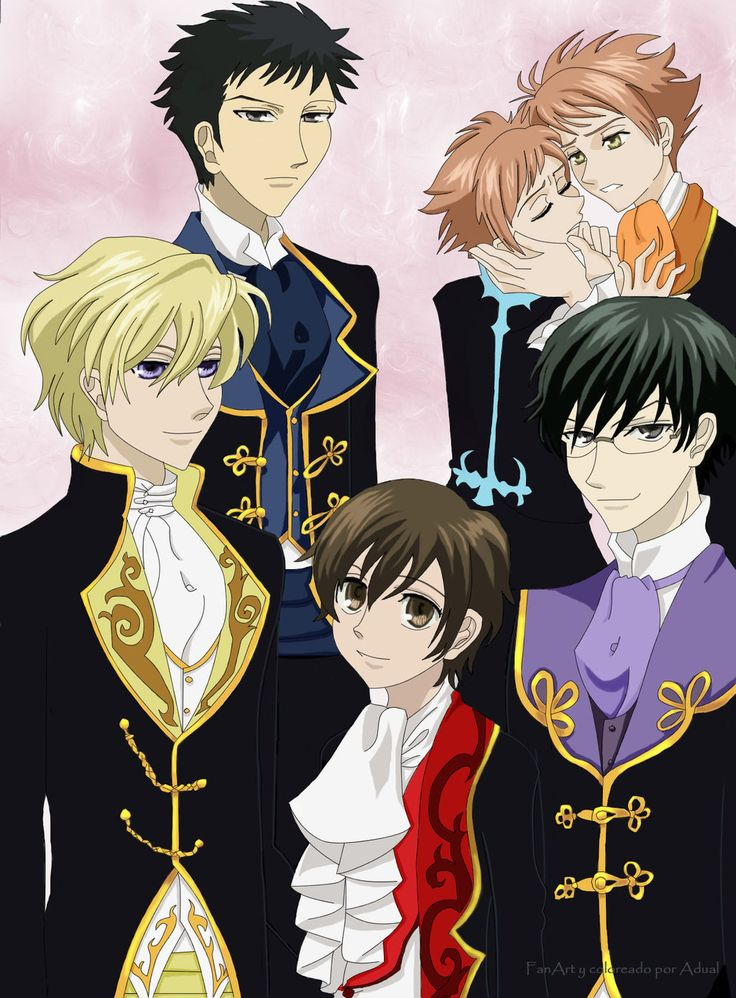 Haruhi X Female Reader: 78 Best Images About Ouran High