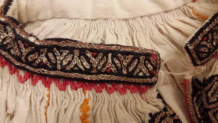 Continuitatea simbolisticii IYI în arta populară tradițională.