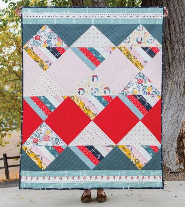 Waffle Cone Quilt Pattern Quilt Patterns Quilts Summer Quilts