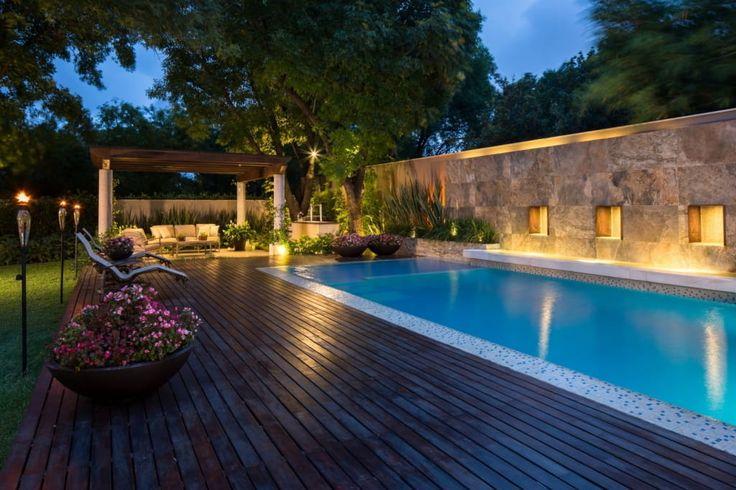 15 patios con alberca que te van a inspirar a remodelar el tuyo (De Ana Martinez)