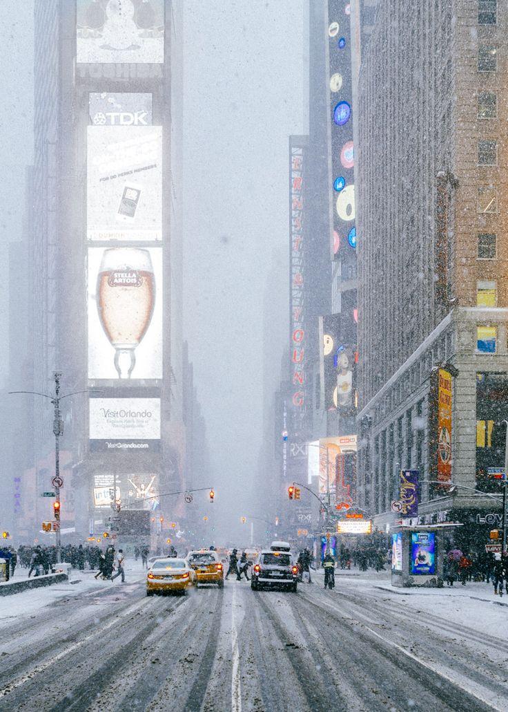 Times Square by Pavel Bendov @imxplorer