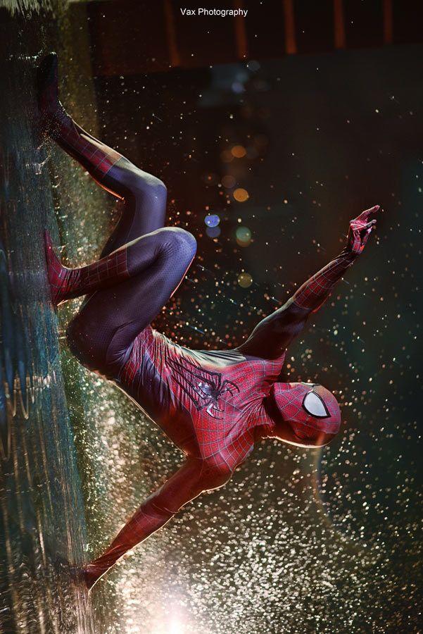Marvel - The Amazing Spider-Man by vaxzone.deviantart.com on @DeviantArt