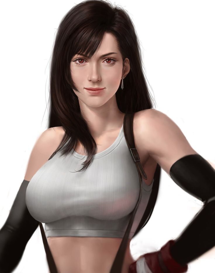Tifa Lockhart by iDNAR on @DeviantArt