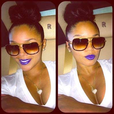 Rasheeda Bun African American Women Great Hair See
