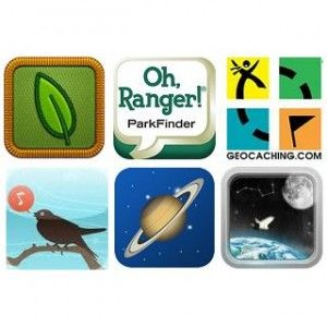 Outdoor Learning Apps
