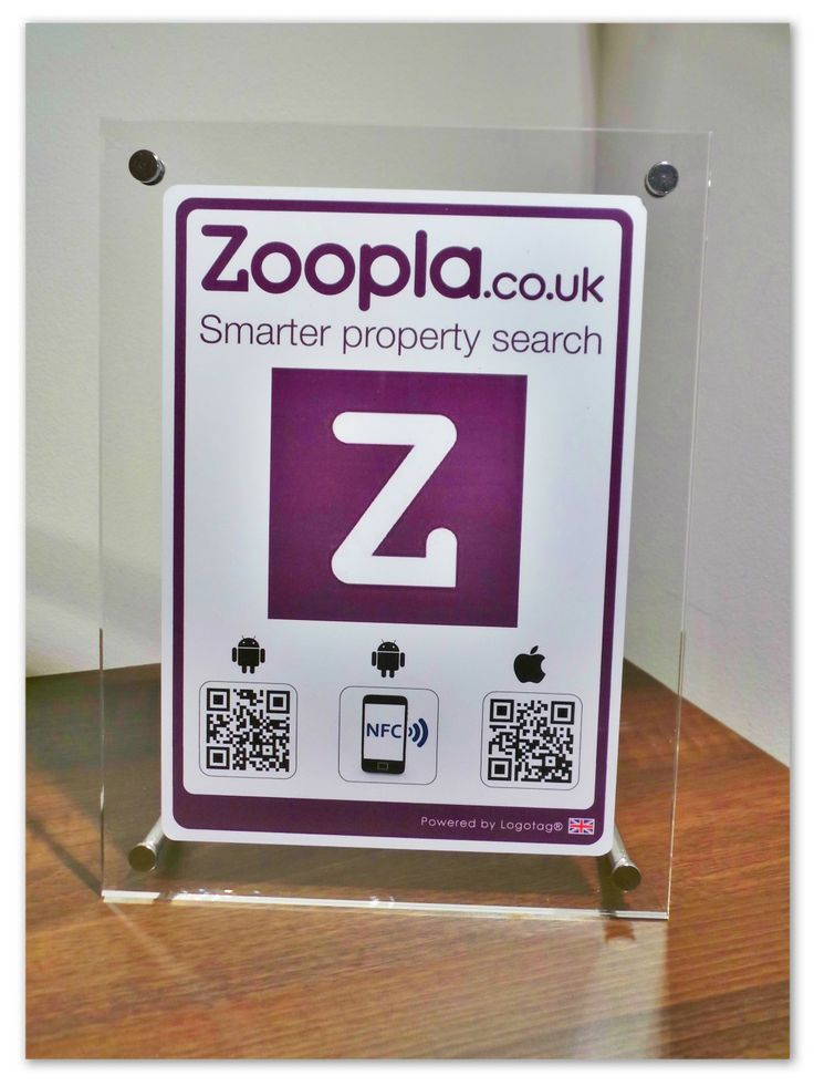 #Zoopla #Logotag for #EstateAgents.