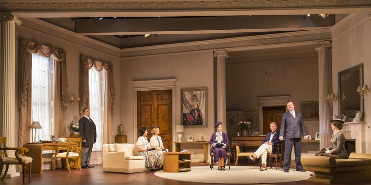 The Constant Wife by W. Somerset Maugham at the Gate Theatre. Photo by Pat Redmond.