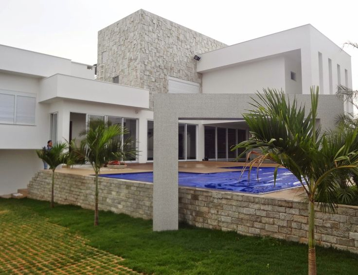 As 212 melhores imagens em arquitetura no pinterest for Modernizar fachada casa