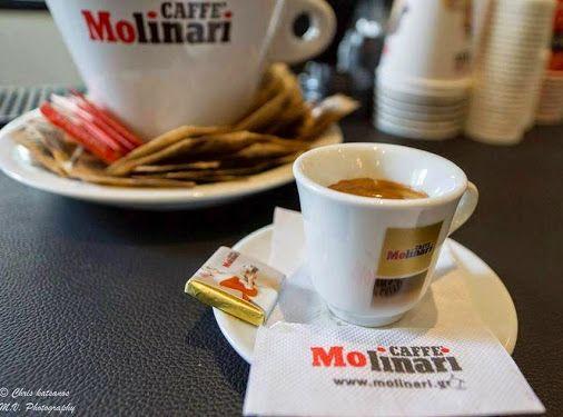 Molinari - Coffee - Nantinhotel - Ioannina - Epirus - Greece
