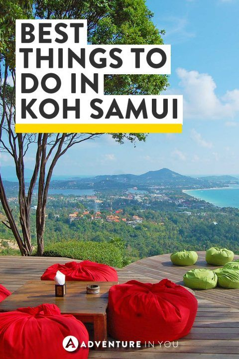 Koh Samui Thailand Wondering what to do while in Koh Samui Thailand? Check out our complete guide which includes the things we recommend you avoid!