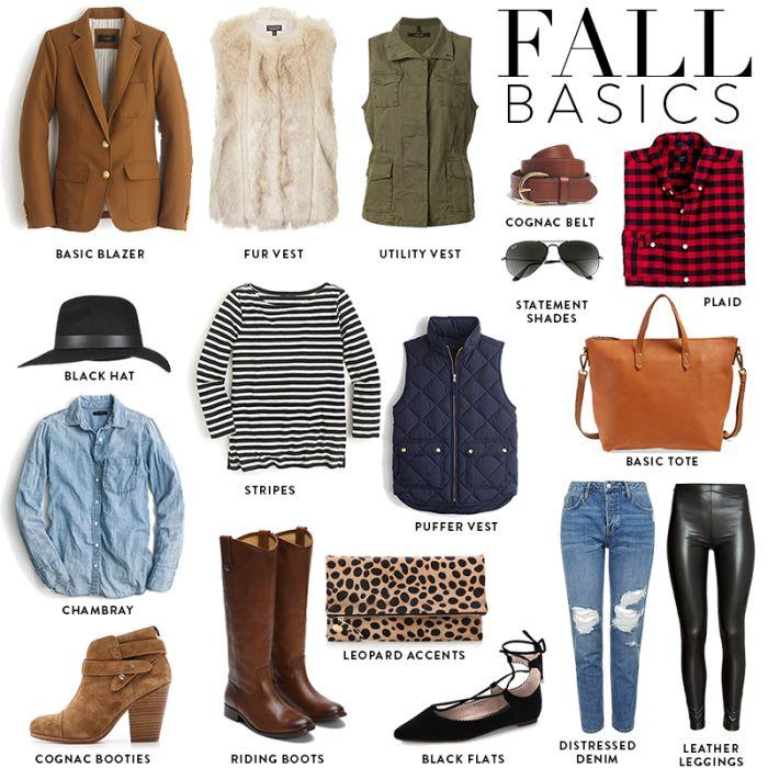 Fall Basics                                                                                                                                                                                 More