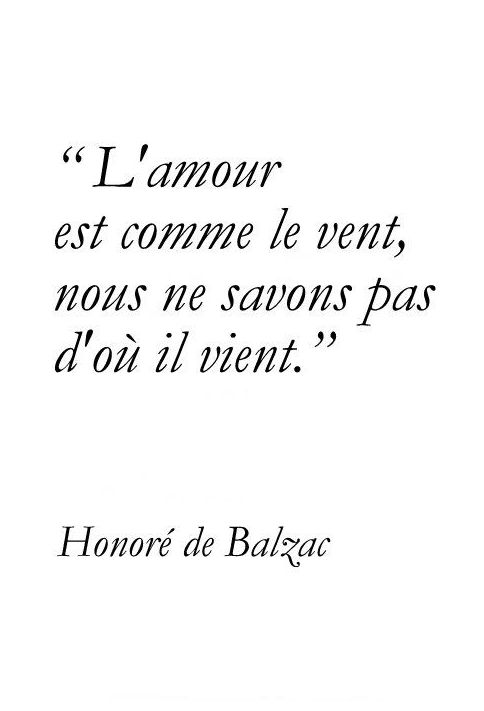 """Love is like the wind, we never know where it will come from."" Honoré de Balzac <3 #MyVeganJournal"