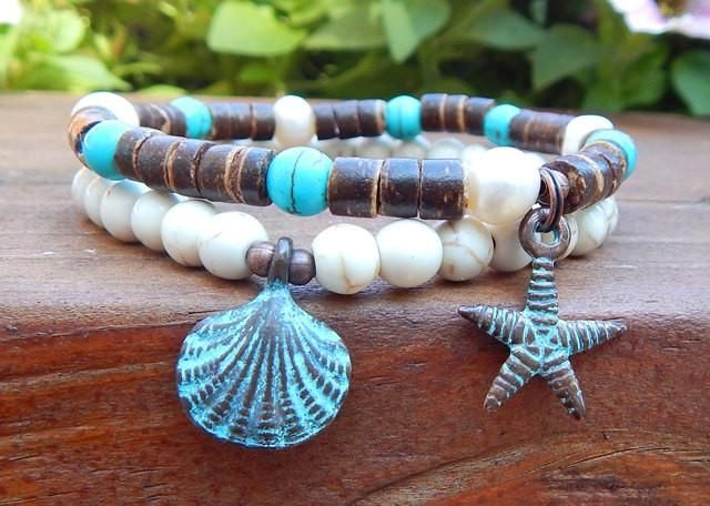 Beach Bracelets Pin this one to your wish list.