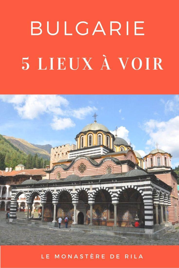5 fabuleuses visites à ne pas manquer lors d'un voyage en Bulgarie