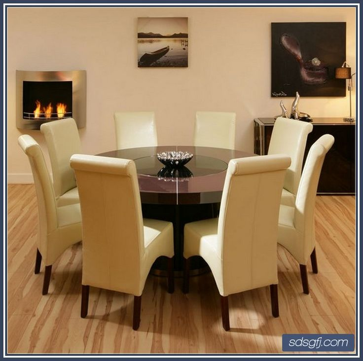 Modern Plum Leather Dining Room Chairs Interior Design