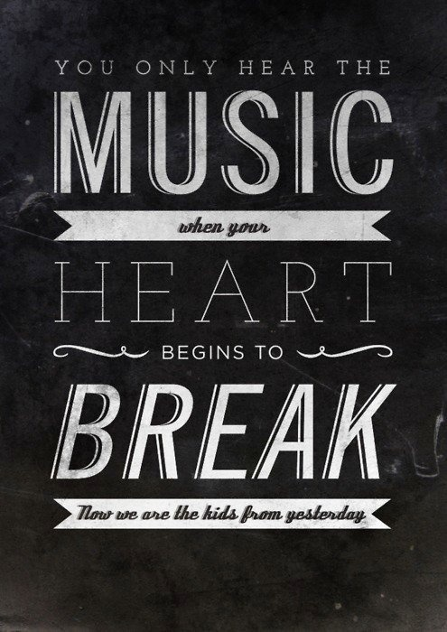 Music is my love