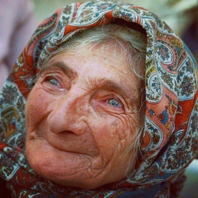 Anadolu'nun sıcak yüzleri.  Fotoğraf: Hasan Avcı