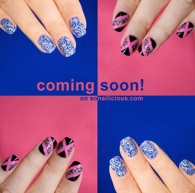 Announcement: Fuzzy Coat Nail Art Ideas Guide is coming! Click through to find out more. #nailart #nails