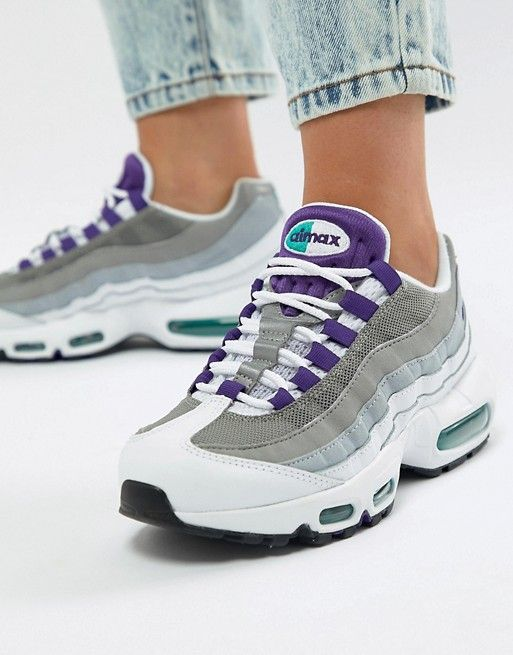 Nike - Air Max 95 - Baskets multicolores