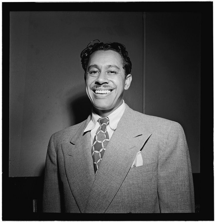 83 best Cab Calloway images on Pinterest   Jazz, Harlem ...
