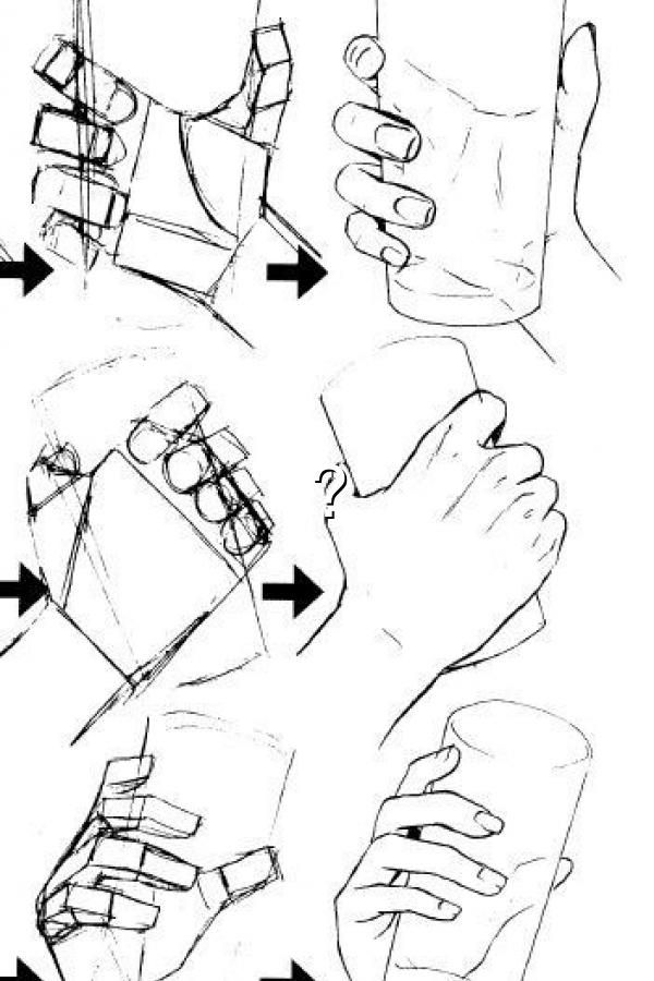 Pin By Tranette Le On Drawing Techniques In 2020 Hand Drawing Reference Hand Reference How To Draw Hands