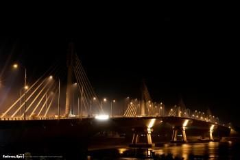 """""Karnafuli Bridge"" The Beautiful Bridge In Bangladesh."" #Creative #Art in #photography @Touchtalent"