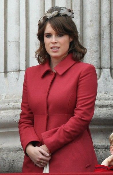 Princess Eugenie of York, born March 23, 1990. She is the younger daughter of Prince Andrew, Duke of York, and Sarah, Duchess of York. As such she is sixth, and the second female, in the line of succession to the thrones of the 16 Commonwealth realms.