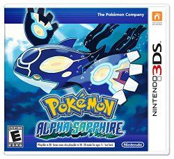 If your kids are big fans of Pokemon, they'll love receiving the newest Pokemon game for Nintendo 3DS! Available for pre-order now so you can get yours early- scheduled for release on November 21, 2014.