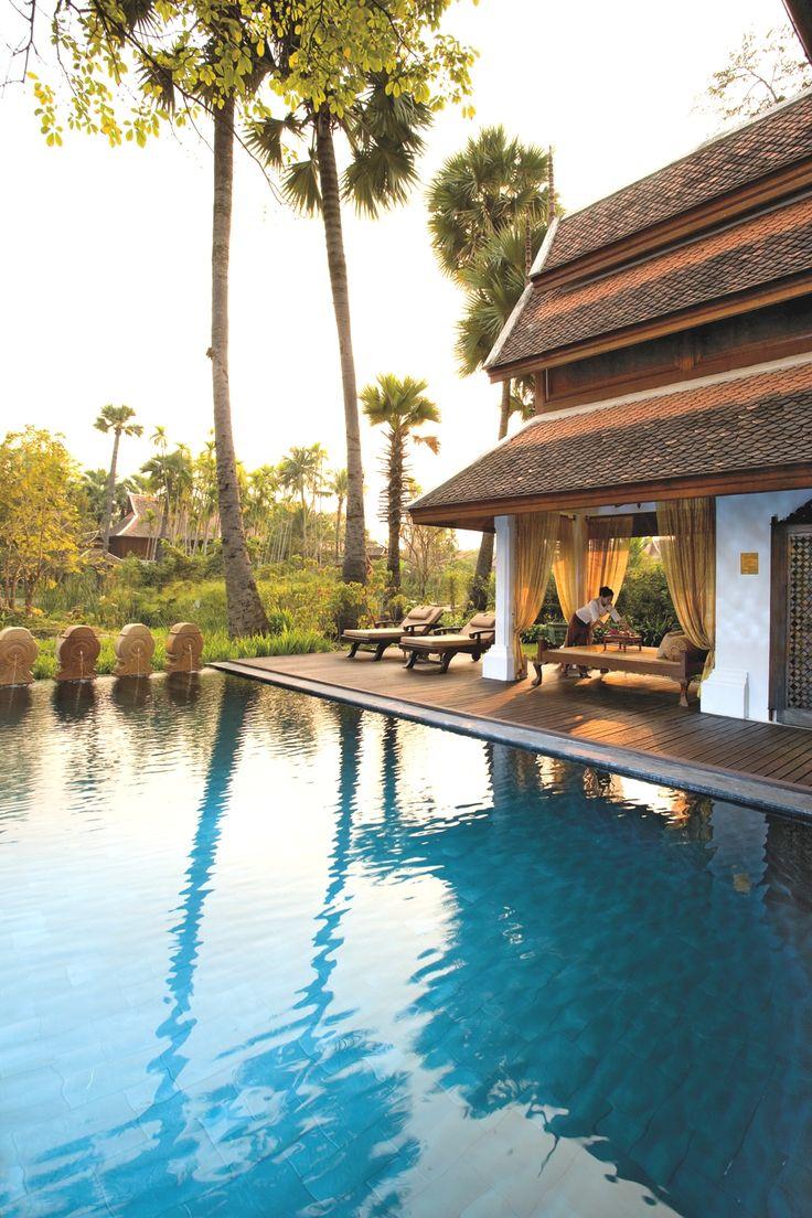 Mandarin Oriental Dhara Dhevi Hotel, Chiang Mai, Thailand
