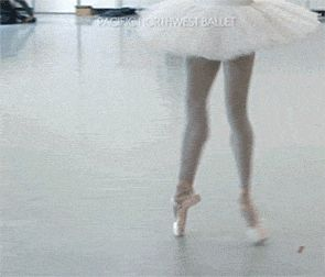 Lesley Rausch rehearsing The Sleeping Beauty.♥ Wonderful! www.thewonderfulworldofdance.com