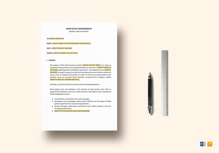 Interoffice Memo Template  $12  Formats Included : MS Word, Pages File Size : 8.27x11.69 Inchs, 8.5x11 Inchs #InterofficeMemoTemplate #Documents #Documentdesigns #Memodesigns #MemoTemplates