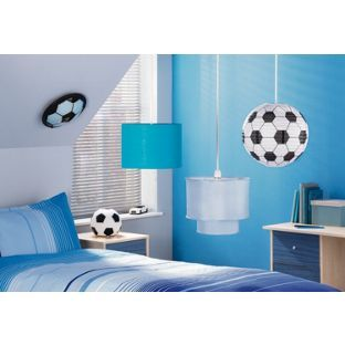 Buy Football Paper Light Shade at Argos co uk   Your Online Shop for. Best 25  Paper light shades ideas on Pinterest   Paper light
