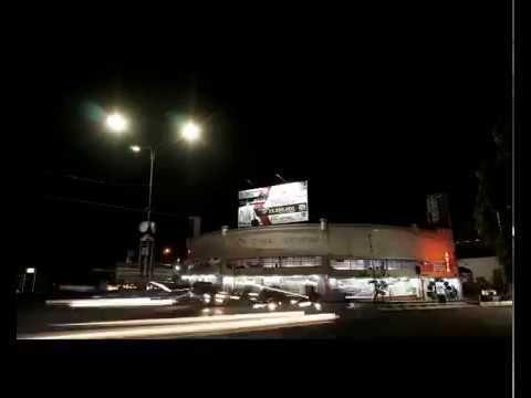Bunderan PLN Malang City Time Lapse