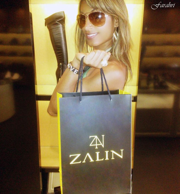 Farahri SHOPS #ZalinShoes in #Toronto Canada