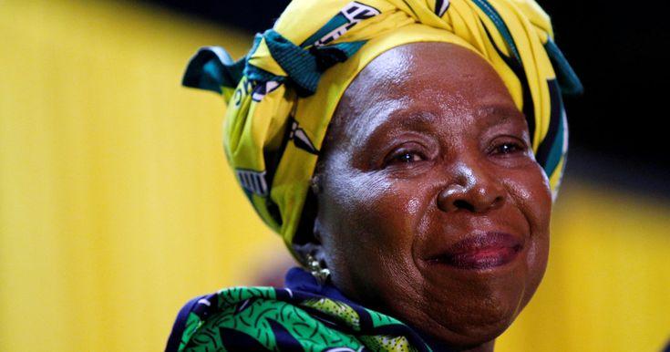 Nkosazana Dlamini-Zuma's Loss Is The Greatest Heist In South Africa