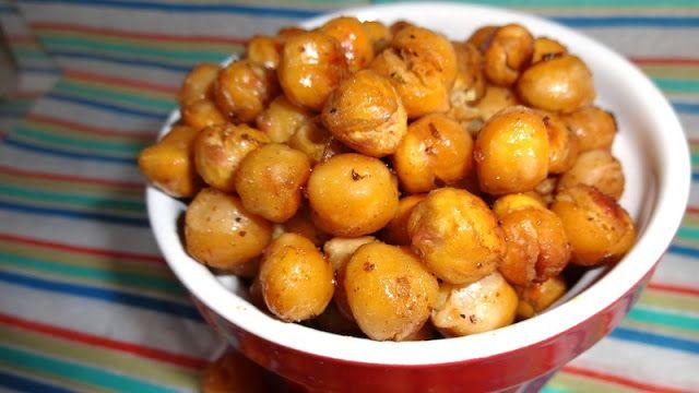 Botana de garbanzos con chile y lim n cocina rapida for Ideas cocina rapida
