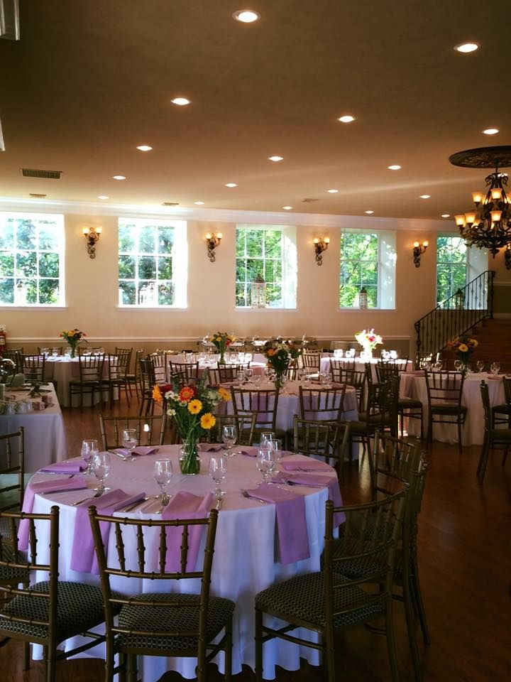 Learn more about having your reception banquet