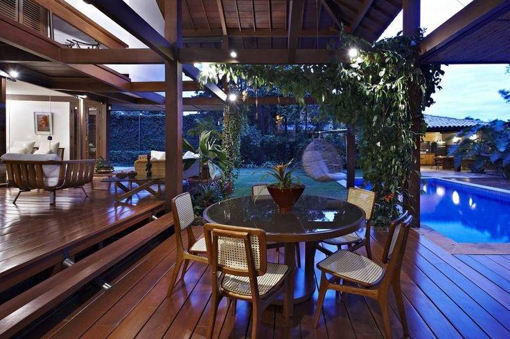 The Garden House in Brazil