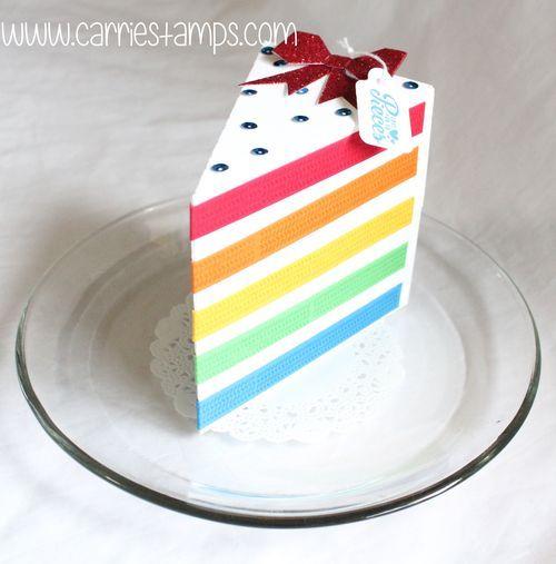 Deux niveaux gâteau Cutie Pie 2