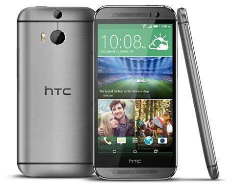 HTC One (M8) (Grey)