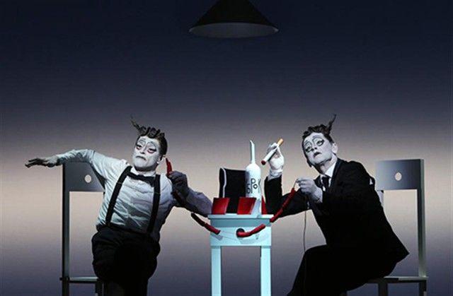 Marco Teatro | opere | Scenografia, eventi
