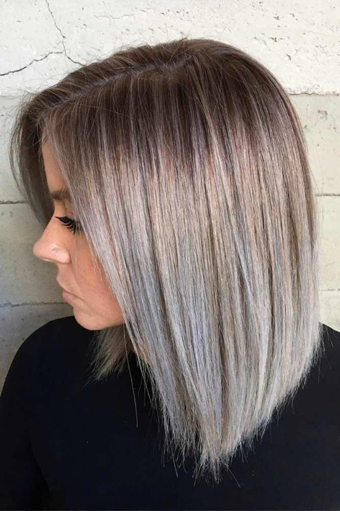 Bob Hairstyles I Love Thinbobhairstyles Hair Styles Ash Brown Hair Color Short Hair Color