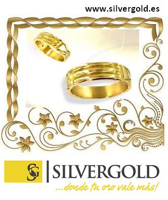 Dile que la quieres, con estos anillos Atlante en oro de 18 Kt. , que mejor día para comprometerse que San Valentín.