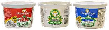 Goat Milk Yogurt   Happy Days Dairy