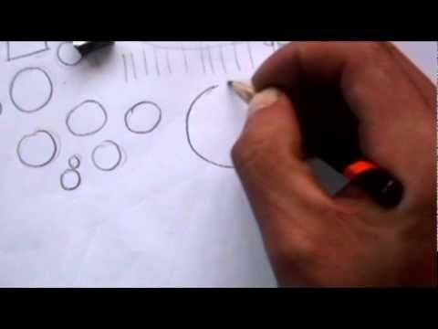 """Clases de Dibujo Digital No. 1 """"Lo basiquisimo, los lapices y los bocetos."""" - YouTube"""