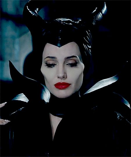 Magnificent Maleficent. Angelina Jolie fitted into this character perfectly