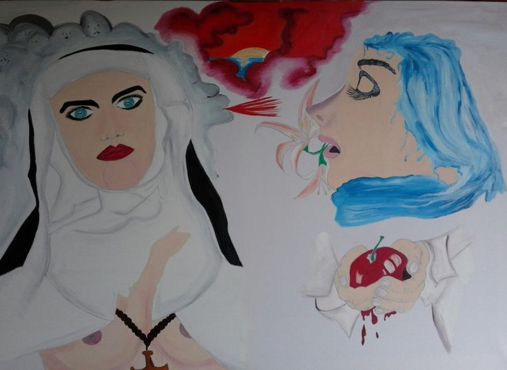 Abortion soul by Anna Maria Fazio
