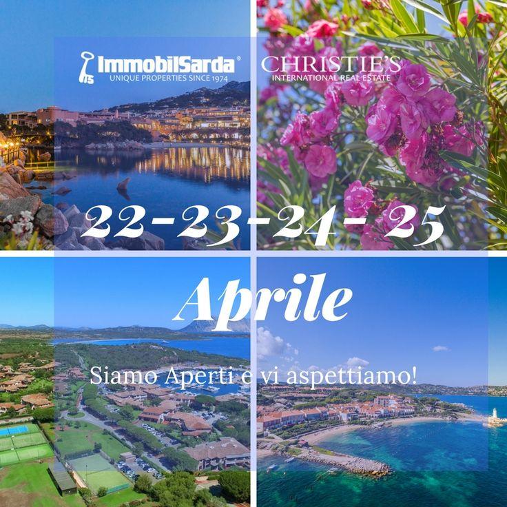Gli uffici di Santa Teresa, Palau, Porto Rafael, Porto Rotondo, Porto Cervo, Puntaldia e dell'Aeroporto Olbia Costa Smeralda sono aperti!