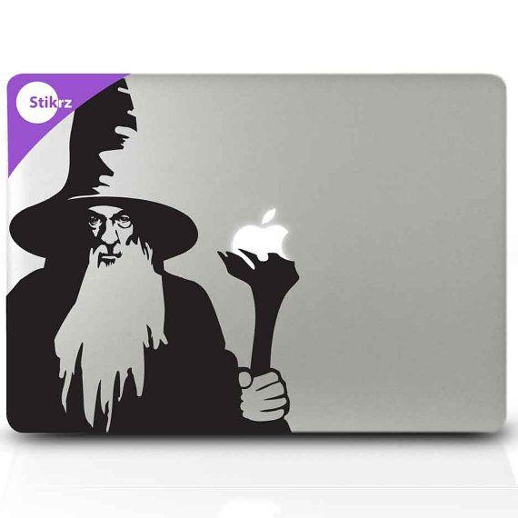 Gandalf the Grey Macbook Decal