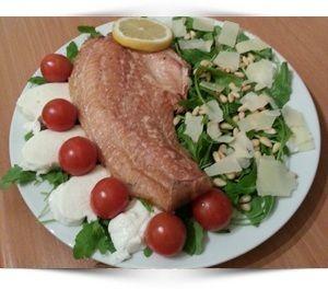 gezond-avondeten-recept-gerookte-vis-quinoa-en-salade